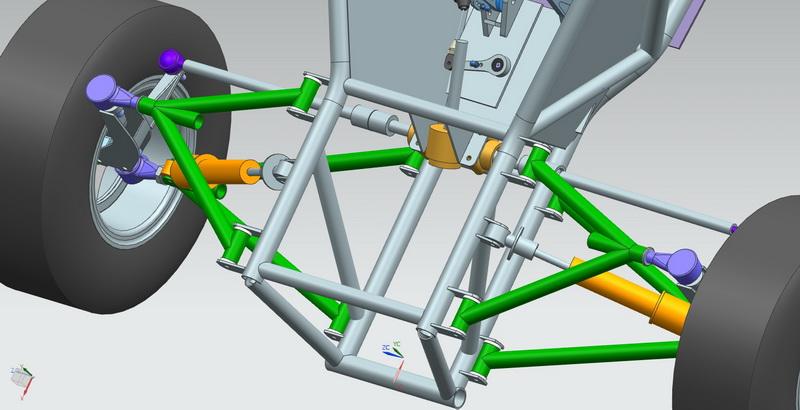 3D колеса