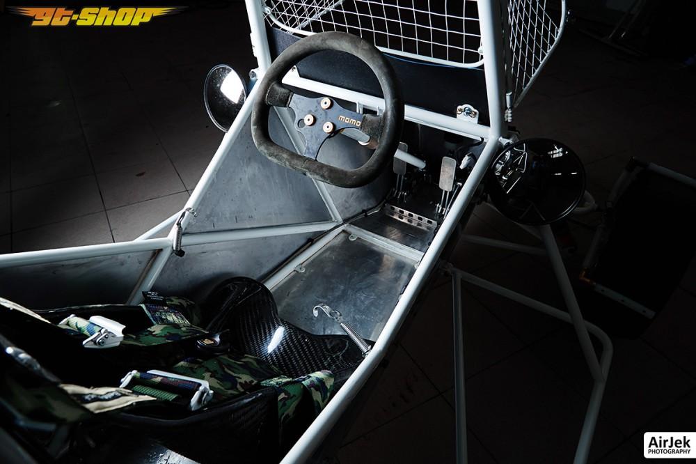 д3-мини багги кабина пилота