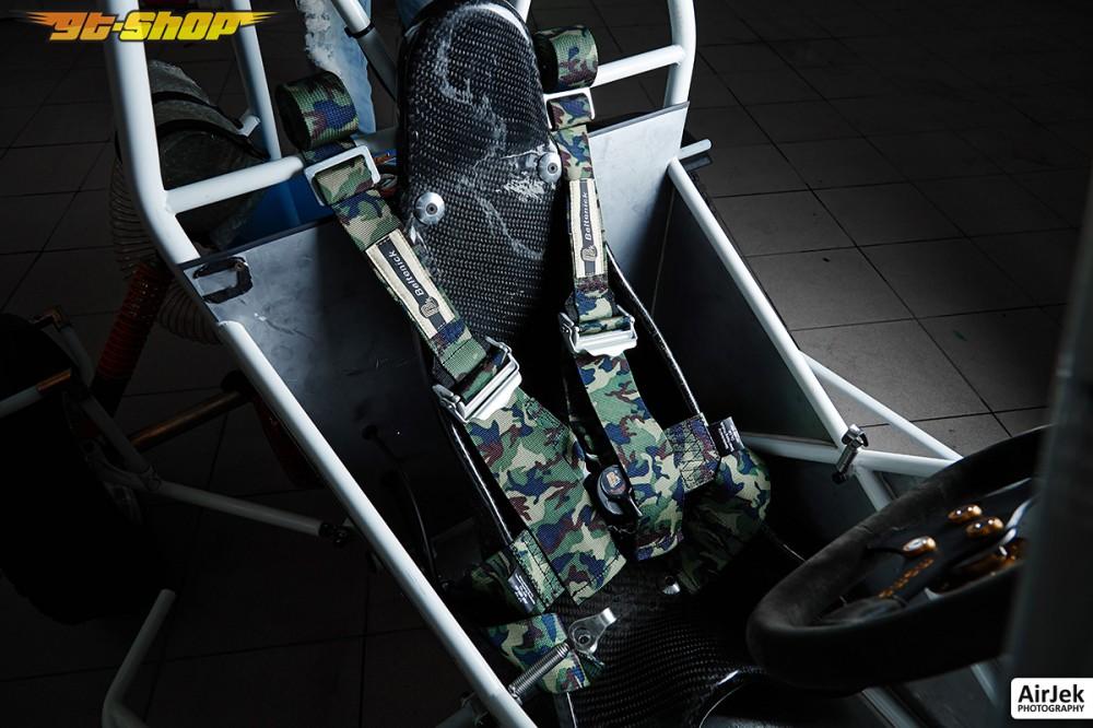 д3-мини багги сиденье с ремнями